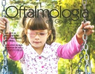 Artigo na Revista Oftalmologia em Goiás