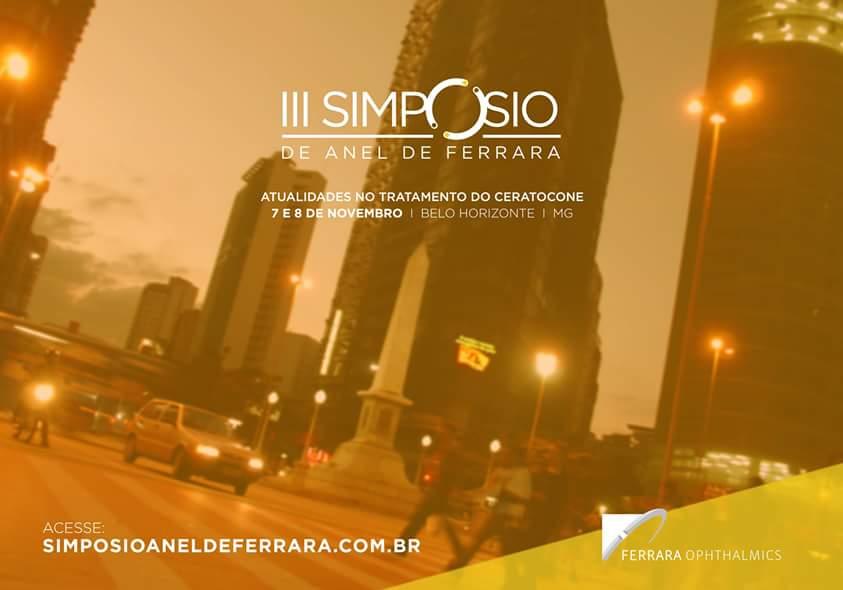 III Simpósio Internacional de Anel de Ferrara